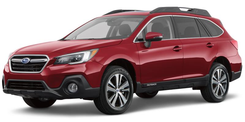 Subaru Outback EyeSight